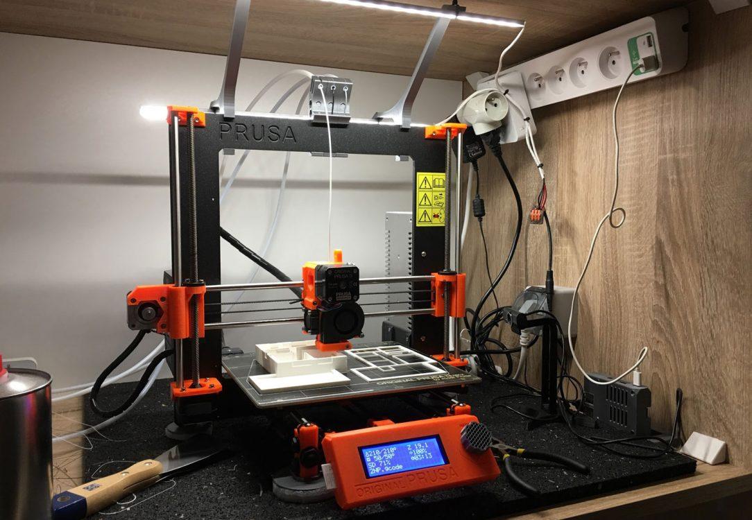 3D tisk domku