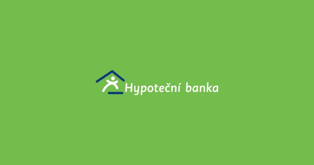 Logo hypoteční banky